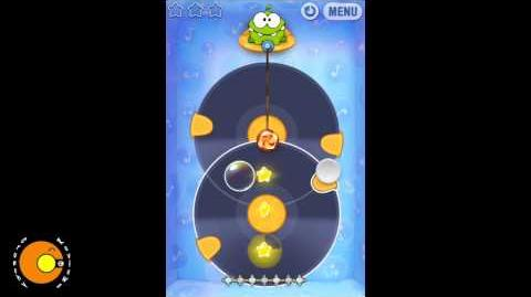 Cut the Rope 11-16 DJ Box (3 STARS)