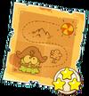 Коробка Пиратский корабль (3 звезды)