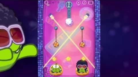 Cut the Rope Time Travel - Disco Era Update