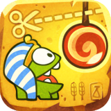 Логотип Cut the Rope Time Travel