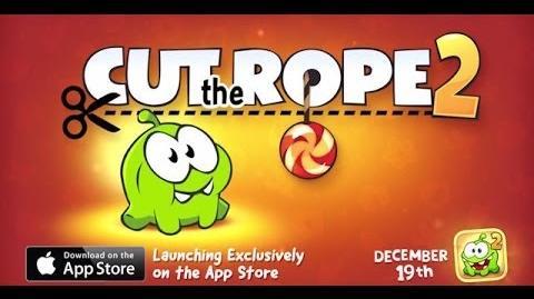 Прохождение Cut the Rope 2 (Свалка)