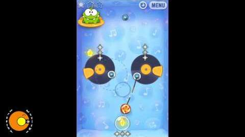 Cut the Rope 11-13 DJ Box (3 STARS)