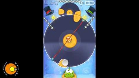 Cut the Rope 11-24 DJ Box (3 STARS)