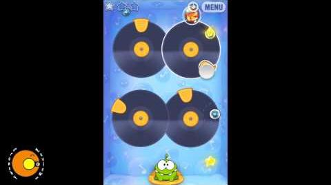 Cut the Rope 11-18 DJ Box (3 STARS)