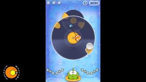 Cut the Rope 11-8 DJ Box (3 STARS)