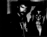 Lynwood Drake and Linda Evans