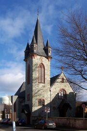 Evangelische Kirche Sindlingen Süd