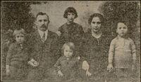 Edmond Gray and family
