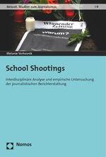 School Shootings (Verhovnik)