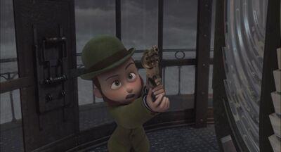 Emile revolver