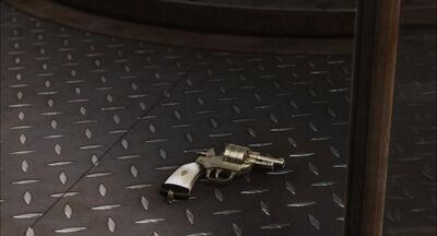 Maynott drops revolver