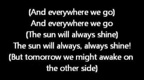 Christina Aguilera - Beautiful (Lyrics On Screen)-0