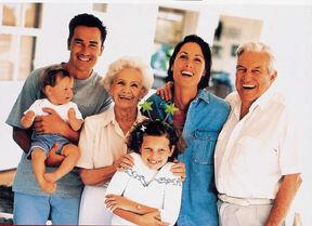 Soñar con la familia