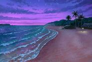 Praia UL (noite)