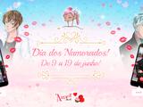 Evento de Dia dos Namorados 2017
