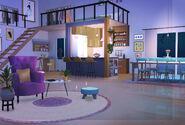 Apartamento da Rosa (noite)