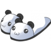 Pantufa de Panda