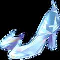 Sapatos de cristais