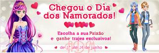 Dia dos Namorados 2015 Banner