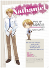 Artbook - Nathaniel