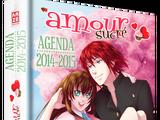 Amour Sucré: Agenda 2014-2015