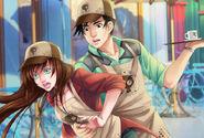 Imagem 1 - Hyun e Docete