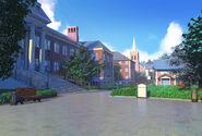 Entrada campus
