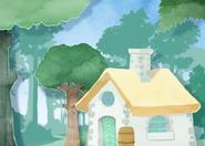 Frente da casa