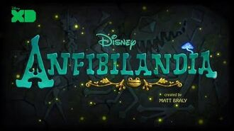 Anfibilandia - Intro 1ª Temporada (Castellano) Disney XD España
