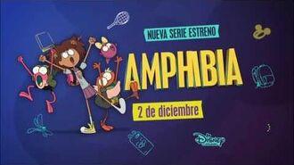 Amphibia Estreno Disney Channel Promo 1 Noviembre 2019
