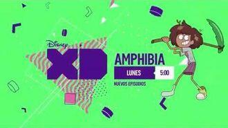 """Promo """"Amphibia"""" (Nuevos Episodios - Noviembre 2019) en Disney XD"""
