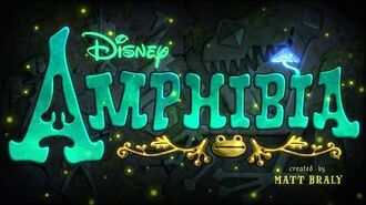 Theme Song 🎶 Amphibia Disney Channel