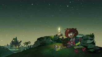 Amphibia End Credits - textless