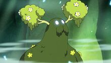 The Moss Man