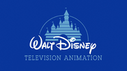Walt Disney TVA logo (2004-2011)