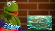 Kermit Reacts to Amphibia 🐸 Amphibia Disney Channel