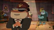 Curator and Frog Soos