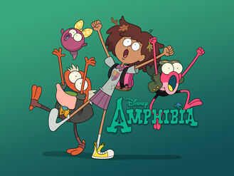 AMPHIBIA ICON 2
