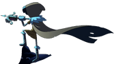 Cloaked Marcy