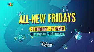 """All-New Fridays"" promo (Item Age Era) (1 27 2020)"