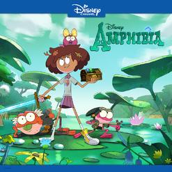 Amphibia Season 1 Vols 1-2