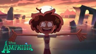 Amphibia - I'm coming with you