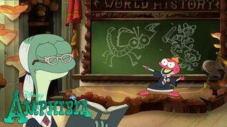 Montage Of Sprig's School Dilemma (Clip) Sprig Gets Schooled Amphibia