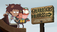 Quarreler's Pass (54)