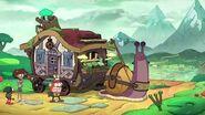 Next Stop Newtopia! Sneak Peek Amphibia Disney Channel