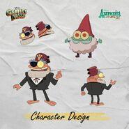 Curator design