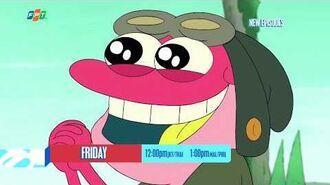 """""""Fab Fridays Week 3"""" promo (12 2 2019)"""