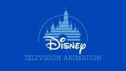 Disney TVA logo (2011-2014)