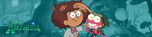 Amphibia - DisneyNOW Banner 2019