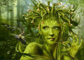 Green-elf potion maker